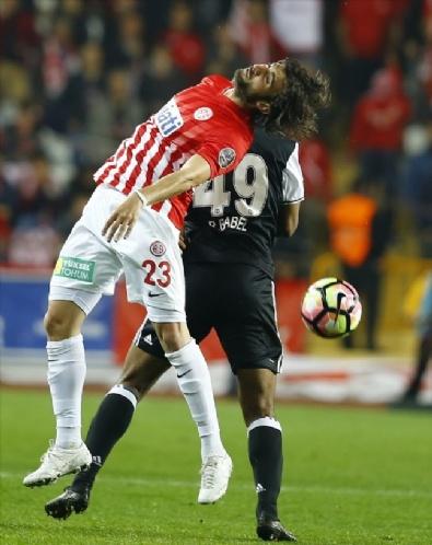 Antalyaspor - Beşiktaş Karşılaşmasından En Güzel Fotoğraflar