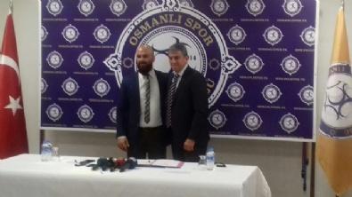 Hamza Hamzaoğlu Resmi İmzayı Attı