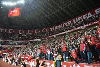 Türkiye - Moldova 27.03.2017