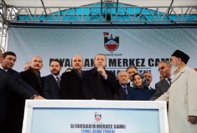 recep tayyip erdogan - Diyarbakır'da Tarihi Buluşma