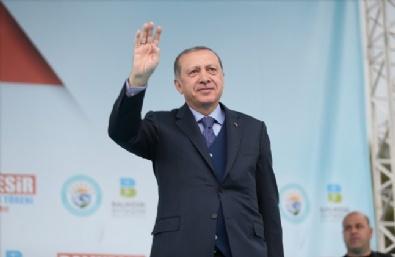 recep tayyip erdogan - Cumhurbaşkanı Recep Tayyip Erdoğan, Balıkesirde