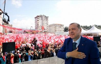 recep tayyip erdogan - Cumhurbaşkanı Erdoğan, Hatayda