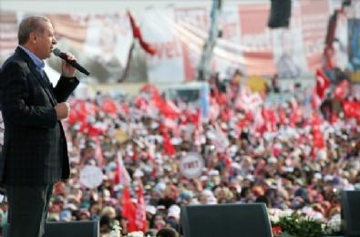 Cumhurbaşkanı Erdoğan Yenikapıda Tarihi Miting 08 Nisan 2017