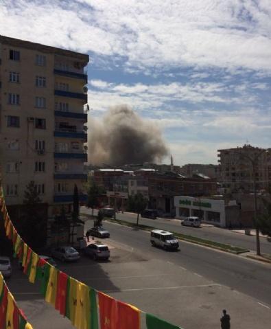 DİYARBAKIR - Diyarbakır Bağlar'da Patlama