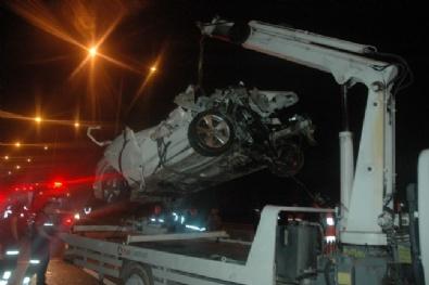 Otomobilin Kadranı 180 Kilometrede Takılı Kaldı