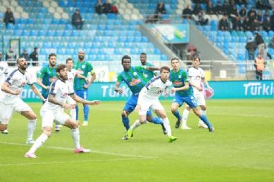 Çaykur Rizespor 3 - 3 Medipol Başakşehir
