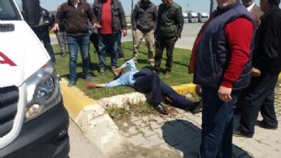 Sakarya'da Bir İşyeri Uzun Namlulu Silahlarla Tarandı