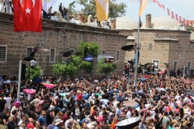 MERKEZ EFENDİ - Manisa'da Eller 477. Kez Şifaya Açıldı