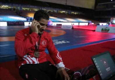 TAHA AKGÜL - Taha Akgül Avrupa Şampiyonu Oldu