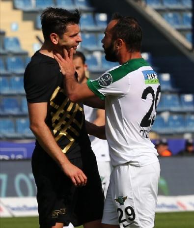 AKHİSAR BELEDİYESPOR - Osmanlıspor 0 - 4 Akhisar Belediyespor