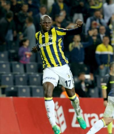 ÜLKER - Fenerbahçe-Başakşehir Maçından En Güzel Fotoğraflar