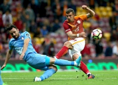 TÜRK TELEKOM - Galatasaray-Osmanlıspor Maçından En Güzel Kareler