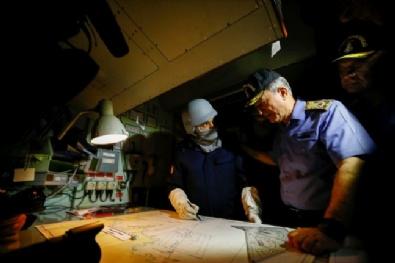 AKSAZ DENIZ ÜSSÜ - Denizkurdu 2017 Tatbikatı Nefes Kesti