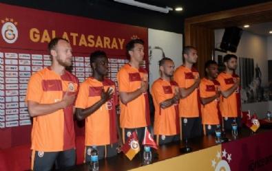 FLORYA - İşte Galatasarayın Yeni Sezon Forması