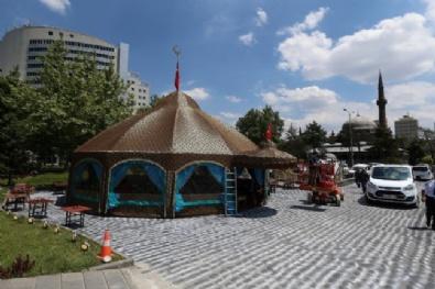 BÜYÜKŞEHİR BELEDİYESİ - Ramazan Sokağı Açılıyor