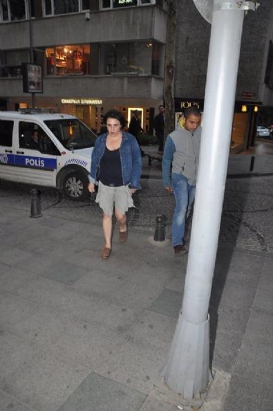 Esra Dermancıoğlu'nun Panik Halleri!