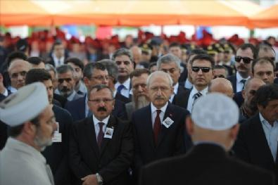 Şehit Tümgeneral Aydoğan Aydın son yolculuğuna uğurlandı