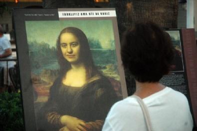 Bodrum'da Sanat Ve Biz Sergisi Açıldı