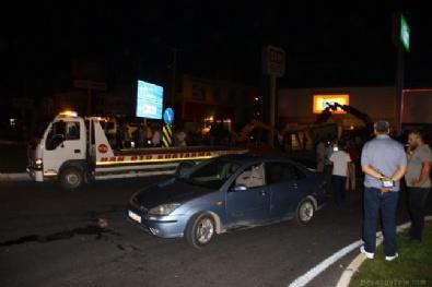 6 aracın karıştığı zincirleme kaza: 9 Yaralı