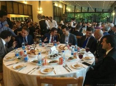 AK PARTİ İL BAŞKANI - Binlerce Ankaralı İftar Yemeğinde Buluştu (AHİD)