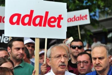 CHP'nin Adalet Yürüyüşü
