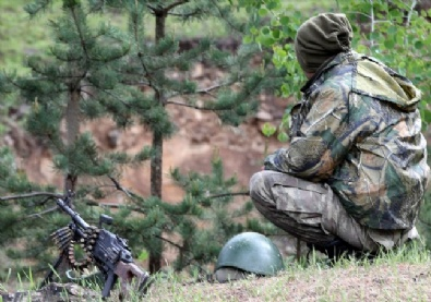 Erzurum'da Terör Operasyonu