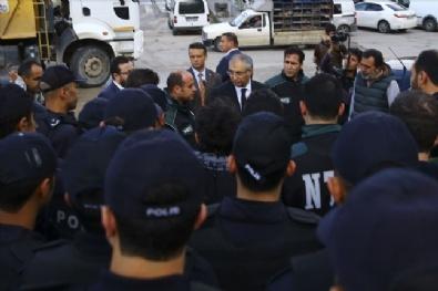 Ankara'da 3 bin polisle uyuşturucu operasyonu