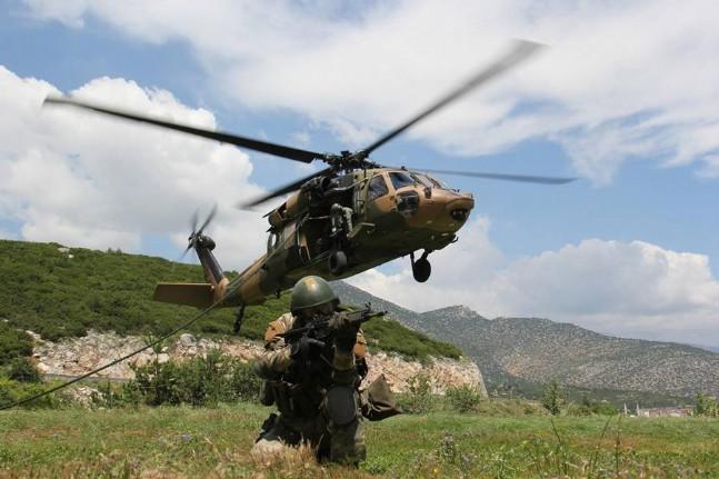 kara kuvvetleri - Türkiye - Azerbaycan Ortak Tatbikatı