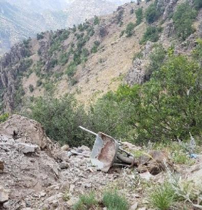PKKya Ait 4 Odalı Mağara Bulundu
