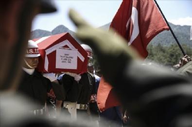 Bitlis Şehidine Son Veda