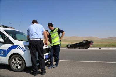 Takla Atan Otomobildeki Üç Yaşındaki Çocuk Öldü