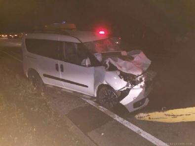 Rize'de korkunç kaza: 3 ölü