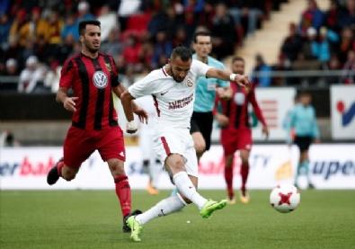 AVRUPA LIGI - Östersunds - Galatasaray UEFA Avrupa Ligi Ön Eleme Karşılaşması