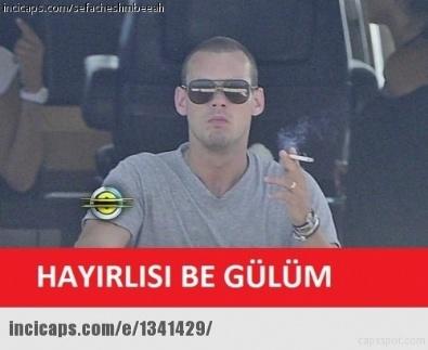 Galatasaray Elendi CAPSler Patladı