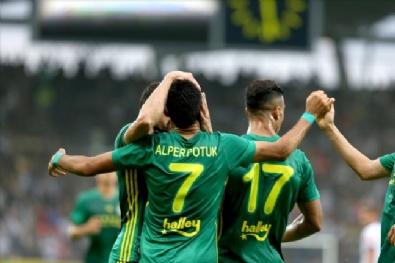 AVRUPA - Sturm Graz - Fenerbahçe Maçının En Güzel Fotoğrafları