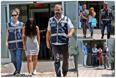 Eskort sitesi sahtekarlığıyla 5 kadın milyonları vurdu