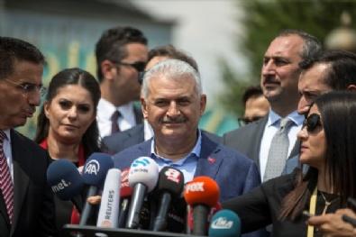 BİNALİ YILDIRIM - Başbakan Yıldırım Gündeme İlişkin Açıklamalarda Bulundu