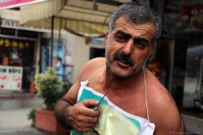Fahire Kara'nın oğlu adliye önünde aracını ateşe verdi
