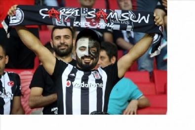 Beşiktaş - Atiker Konyaspor Süper Kupa maçı