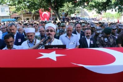 HAREKAT POLİSİ - Adanalı Şehit Gözyaşlarıyla Uğurlandı