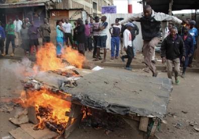 Kenya'daki Seçimlerde Gerginlik