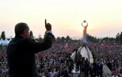 Erdoğanın Cumhurbaşkanı seçilmesinin 3. yıl dönümü