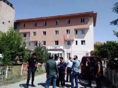 Ağrı Halk Sağlığı Müdürü Toktaş'a Yönelik Silahlı Saldırı