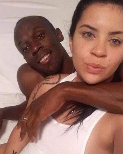 DÜNYA ATLETİZM ŞAMPİYONASI - Usain Bolt'un skandal görüntüleri ortaya çıktı!