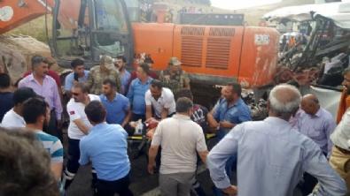 Ağrı - Patnos Karayolunda Trafik Kazası: Çok Sayıda Ölü Ve Yaralı