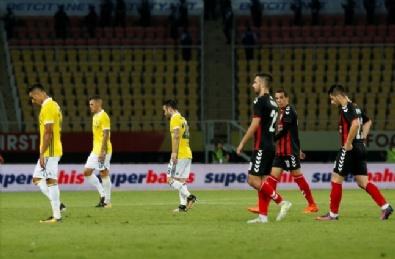Vardar - Fenerbahçe Maçından Kareler
