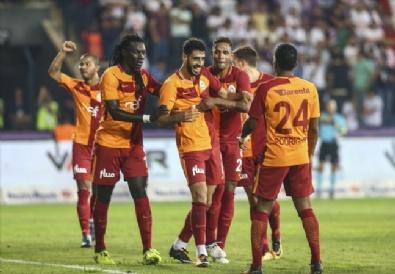 Galatasarayın Kazandığı Osmanlıspor Maçından Kareler