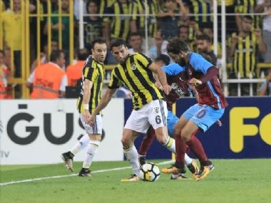 Fenerbahçe - Trabzonspor Maçından En Güzel Kareler