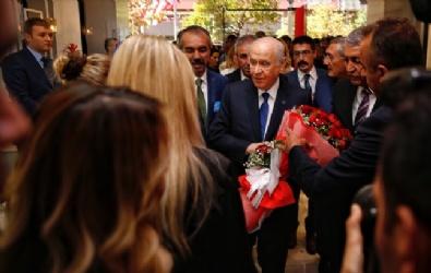 MHP Genel Başkanı Bahçeli, Isparta'da