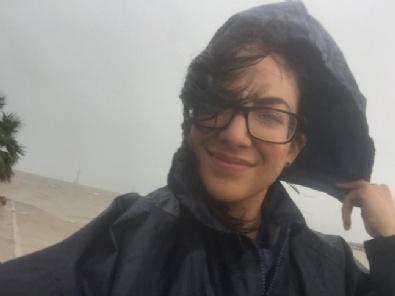 ABD'de Kasırga Selfiesi